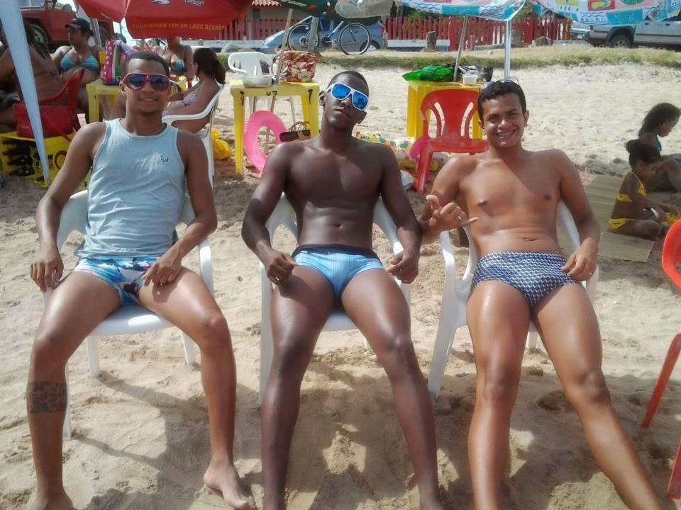 amigos de sunga